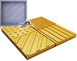 Перейти в каталоги форм для изготовления тактильной плитки и ТУПП.